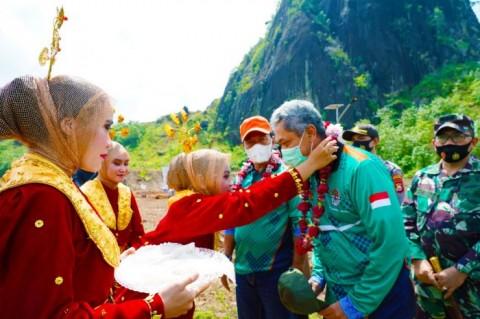 KLHK Dukung Pelestarian Lahan Bekas Tambang Bukit Kandis