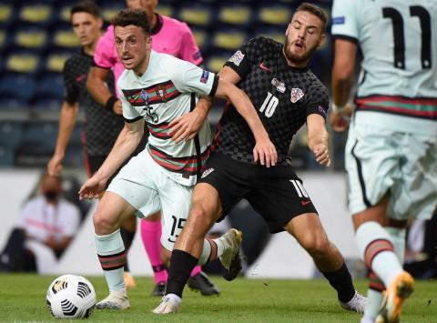 Ronaldo Absen, Portugal Tetap Berjaya Hadapi Kroasia