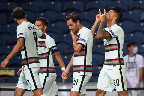 Hasil UEFA Nations League Semalam: Portugal Menang Besar