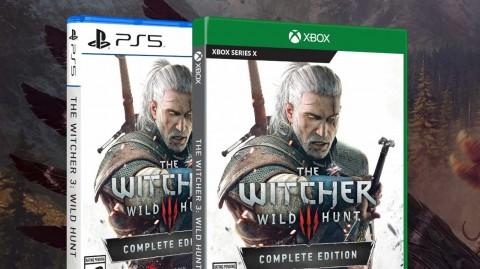 The Witcher 3 Menuju PS5 dan Xbox Series X