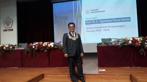 Untar Masuk Tiga Besar Perguruan Tinggi Terbaik di Jakarta
