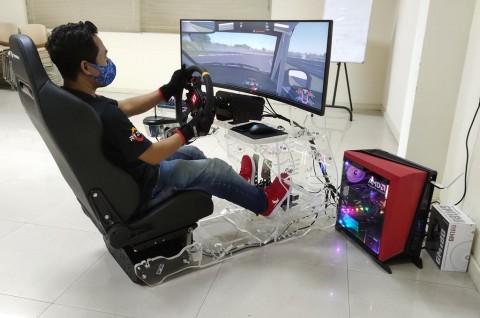 Mau Main Balap Virtual? Siapkan Dulu Biaya untuk Simulatornya