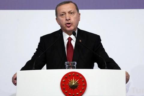 Erdogan Minta Uni Eropa Imparsial Sikapi Ketegangan Turki-Yunani