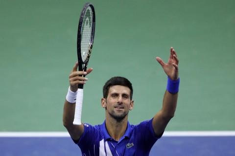 Gebok Hakim Garis, Djokovic Gugur dari US Open