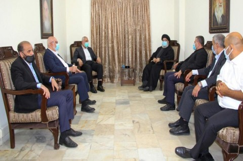Hizbullah dan Hamas Diskusikan Normalisasi Hubungan Israel