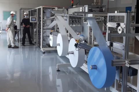 Peugeot Gunakan Pabrik Mobil untuk Produksi Masker
