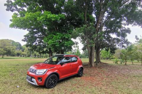 New Suzuki Ignis Bersolek Tipis