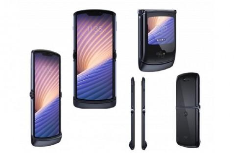 Motorola Pamer Kemampuan Lipat Razr 5G