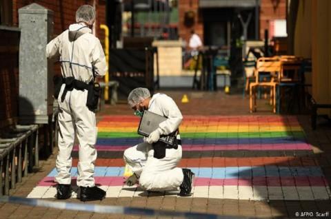 Polisi Tangkap Pelaku Penusukan Berantai Birmingham