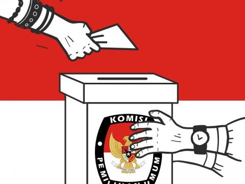 Dua Bapaslon Ambil Bagian Pilbup Malang 2020