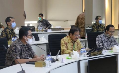 Kementerian ATR Ajukan Tambahan Anggaran 2021 Sebesar Rp2,3 Triliun