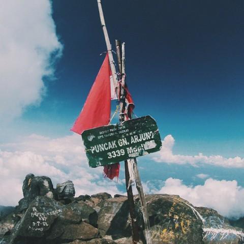 Pendakian Gunung Arjuno-Welirang Dibuka Kembali