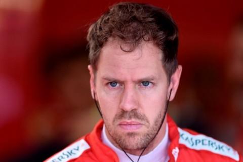 Vettel Frustrasi Gagal Finis di Monza