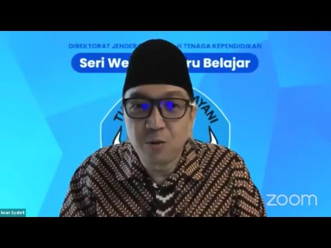 SK Guru Honorer Lolos P3K Diupayakan Turun 2021