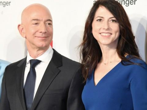 Perkenalkan, MacKenzie Scott! Janda Jeff Bezos Terkaya di Dunia