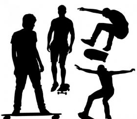 Meluncur Bareng FOX, Komunitas Skateboard Kalijodo