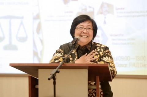 Menteri LHK Bantah Proyek Strategis Hancurkan Lingkungan