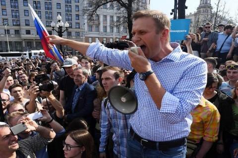 Navalny Keluar dari Kondisi Koma usai Serangan Racun