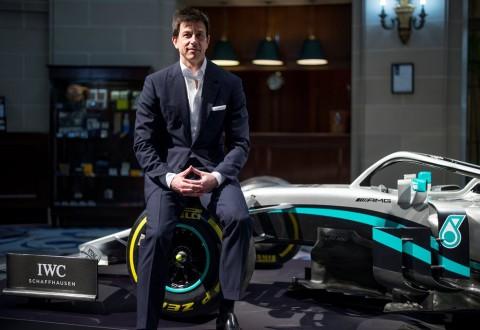 Toto Wolff Bakal Bertahan di Mercedes
