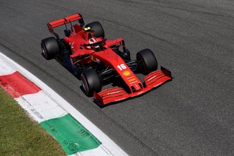 Charles Leclerc Kecelakaan, Nico Rosberg Sebut Mobil Ferrari Sulit Dikendarai