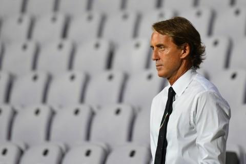 Italia Bungkam Belanda, Mancini Sanjung Mentalitas Skuatnya