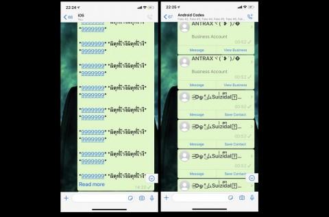 Hati-Hati, Pesan Berbahaya Ini Bisa Bikin Rusak WhatsApp