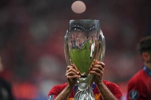Piala Super Eropa, Suporter Diizinkan Datang Langsung ke Stadion