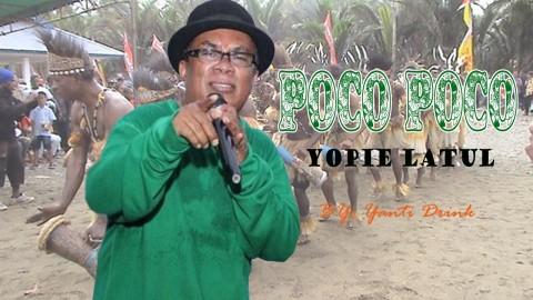 Penyanyi Senior Yopie Latul Positif Korona