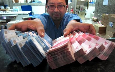 Baru 3,7 Juta Rekening Subsidi Upah yang Sudah Cair