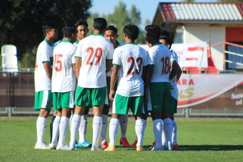 Skuat Timnas U-19 yang TC di Kroasia Belum Paten