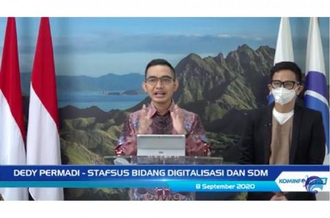 Kominfo: TIK Indonesia Unggul