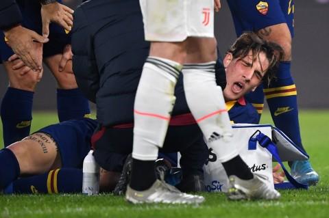 Timnas Italia Khawatir Zaniolo Cedera Parah