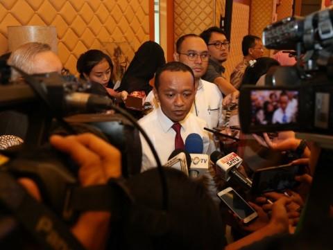 Bahlil Harap Omnibus Law Cipta Kerja Minimalkan Pungli