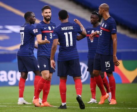 UEFA Nations League: Prancis dan Portugal Menang, Inggris Raih Hasil Imbang