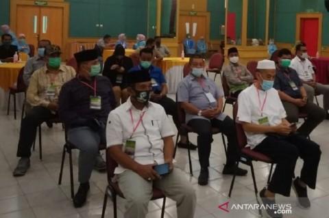 34 Bapaslon Riau Tes Kesehatan dan Uji Usap Tenggorokan