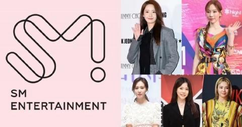 5 Anggota SNSD Perbarui Kontrak dengan SM Entertainment