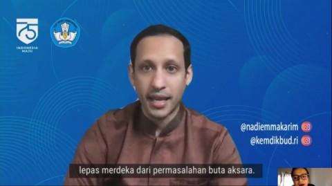 Nadiem Tetapkan Kota Tua Jakarta Jadi Wahana Edukasi Bahasa