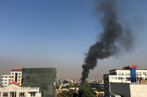 Wapres Afghanistan Lolos dari Serangan Bom