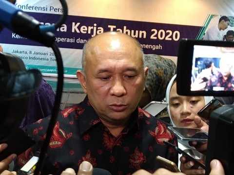 Menteri Teten Penuhi Undangan KPK Bahas Banpres Produktif