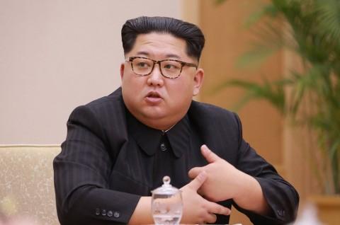 Kim Jong-un Serukan Langkah Pemulihan Kerusakan Topan Maysak