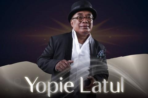 Penyanyi Yopie Latul Meninggal Dunia