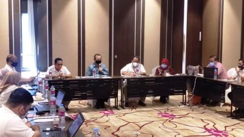 Kemensos dan PT Pos Indonesia Evaluasi Penyaluran BST