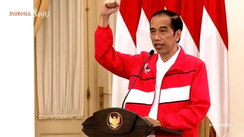 Jokowi Instruksikan Perombakan Tata Kelola Atlet