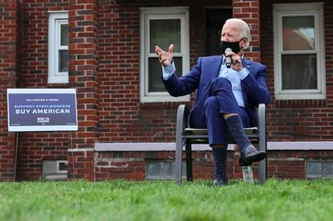 Joe Biden: Trump Khianati Rakyat Amerika