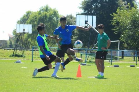 Porsi Latihan Sebagian Pemain Timnas U-19 Dikurangi