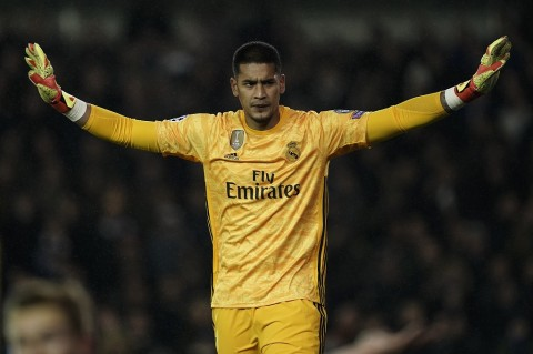 Fulham Dapatkan Jasa Kiper PSG Alphonse Areola