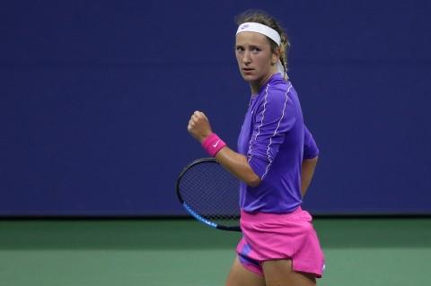 US Open 2020: Victoria Azarenka Melaju Mulus ke Semifinal
