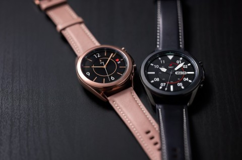 Samsung Resmi Pasarkan Galaxy Watch 3 di Indonesia