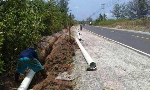 Tingkatkan Akses Air Minum di 5 Kawasan Pariwisata