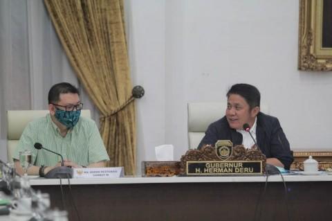 Herman Deru: Restorasi Gambut akan Masuk Kurikukum SD-SMP